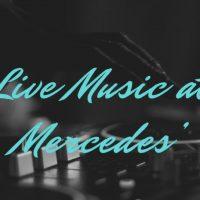 Gerald Harris LIVE at Mercedes'