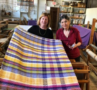 Loom Weaving with Carol Adams