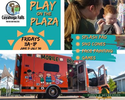 Play on the Plaza