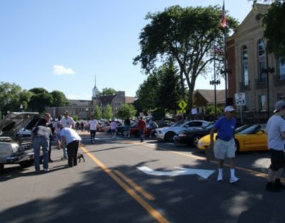Riverfront Cruise In