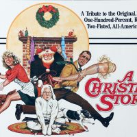 A Christmas Story - Free Akron Outdoor Movie