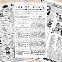 Using Historical Newspapers in Your Genealogy Research