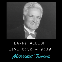Larry Alltop with Mickey