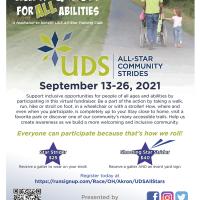 UDS All-Star Community Strides