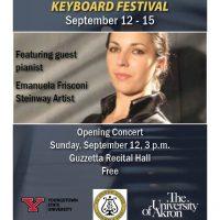 North East Ohio Keyboard Festival