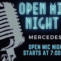 OPEN MIC Night at Mercedes'