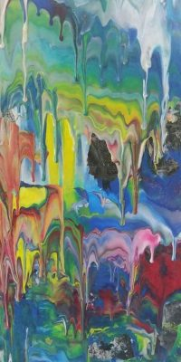 """""""Colorful Imagination"""" Art Show by Athena Brown"""