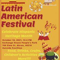 Proyecto RAICES Latin American Festival