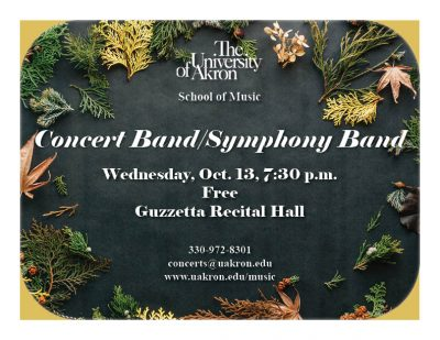 Symphony Band/Concert Band