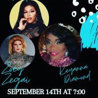 Keyanna Diamond LIVE at Mercedes'