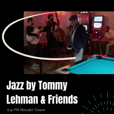 Tommy Lehman & Friends LIVE at Mercedes'