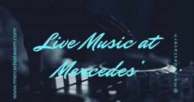 Mike Lenz LIVE at Mercedes'
