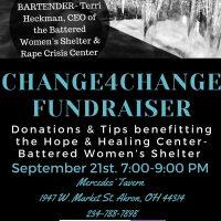 Change4Change Fundraiser!