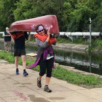 Akron Portage 'n Paddle
