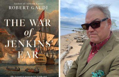 An Evening with Robert Gaudi, Author of The War of...